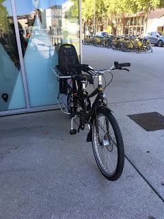 vélo électrique decathlon
