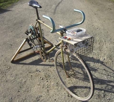 fonctionnement d'un vélo électrique