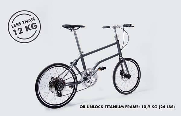 vélo électrique off road