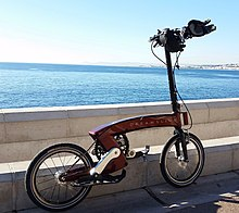 vélo électrique sans pédalage