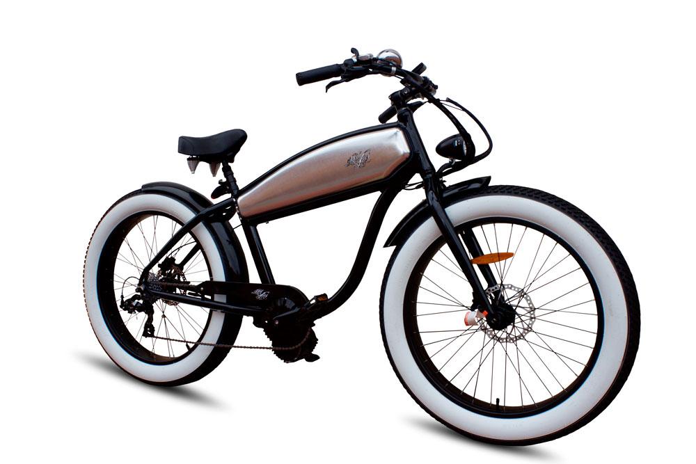 vélo électrique style moto