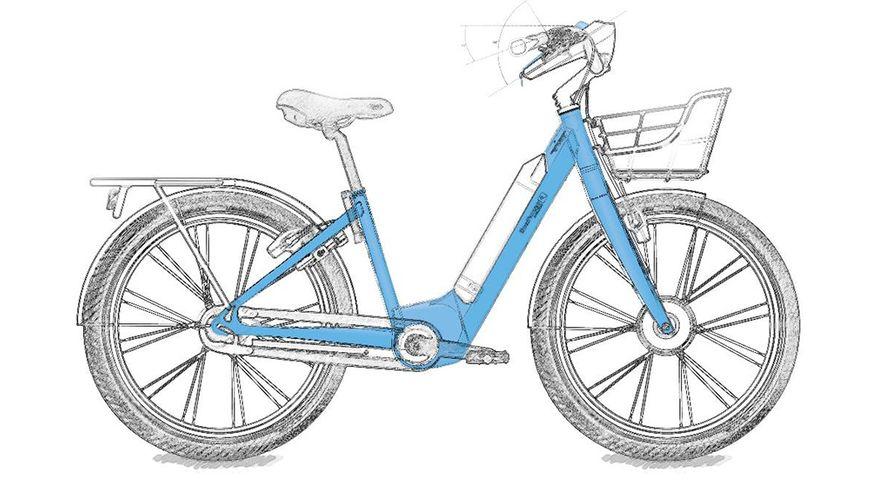 location vélo électrique la poste