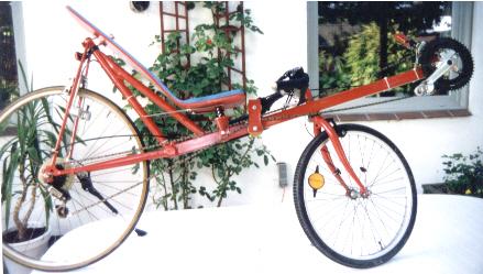 recherche vélo électrique d'occasion